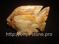 Рыба из  оникса