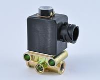 Клапан электромагнитный КЭМ-16-20 24В 13 Вт. Байонетный по DIN 72585-A1-2.1-Sn/K1 (РОДИНА) (Арт. КЭМ16-20)