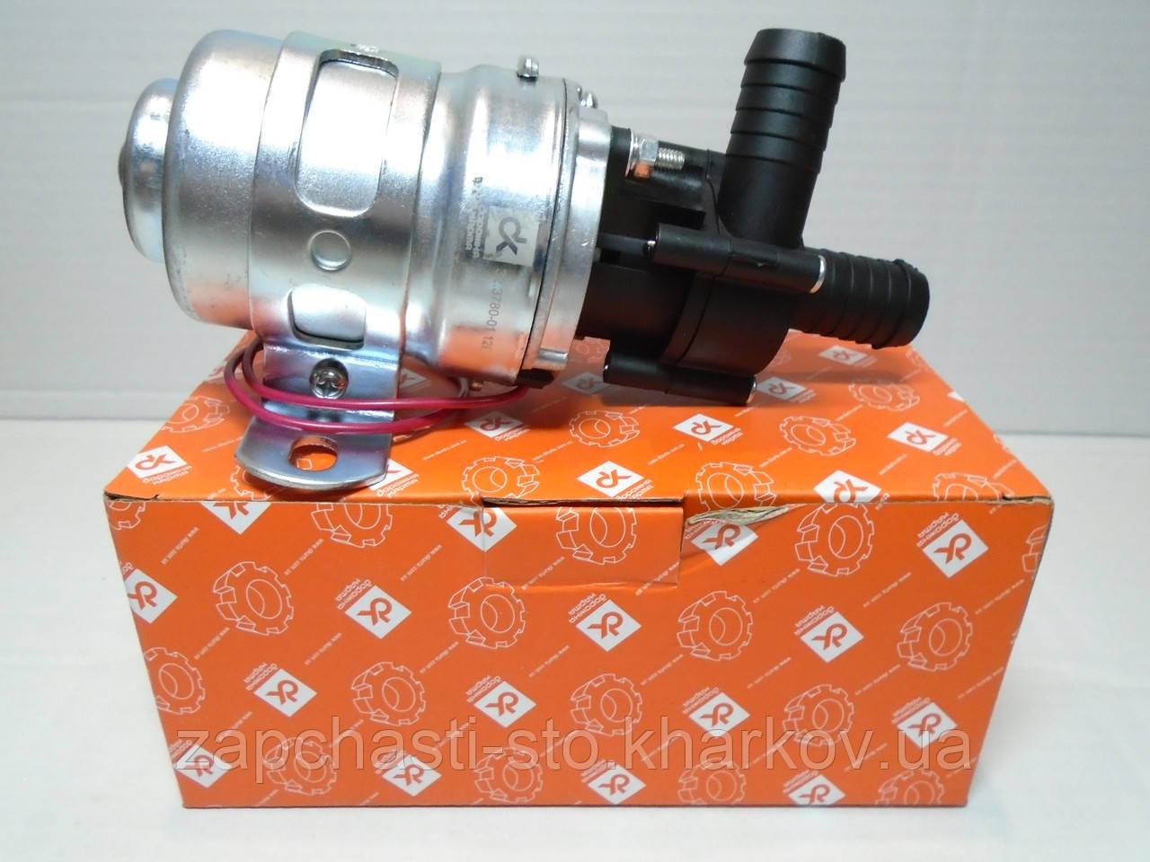 Дополнительный насос отопителя печки электрический 12В ДК 18мм