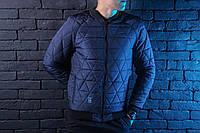 "Мужская куртка Pobedov ""Progress"" (Победов) темно-синий"