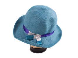 Шляпа ETERNO Шляпа женская ETERNO (ЭТЕРНО) EH-47-blue
