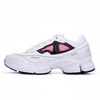 Кроссовки Adidas х Raf Simons, цвет белый