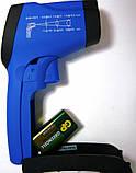 Пирометр Flus IR-813 (-50-580 ℃) EMS 0,1-1,0; DS: 13:1  Цена с НДС, фото 3