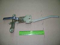Привод замка двери КРАЗ с ручкой левый старого обр. (самолетик)