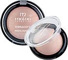 Хайлайтер для лица Malva Cosmetics Crystal Marble М 492 , фото 3