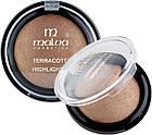 Хайлайтер для лица Malva Cosmetics Crystal Marble М 492 , фото 4