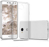 - Чехол Silicon Case for Huawei Y5 (2017) Clear