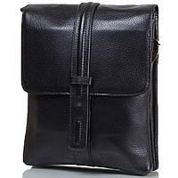 Борсетка-сумка Tofionno Мужская кожаная борсетка TOFIONNO (ТОФИОННО) TUW020-3-black