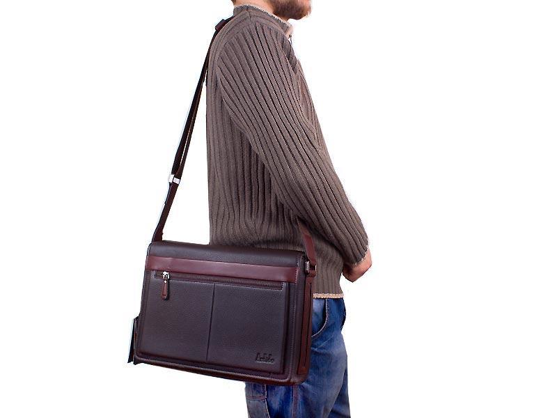 5748dff09d93 ... фото Портфель Ardido Портфель мужской кожаный ARDIDO (АРДИДО)  WMB418-5-brown, фото
