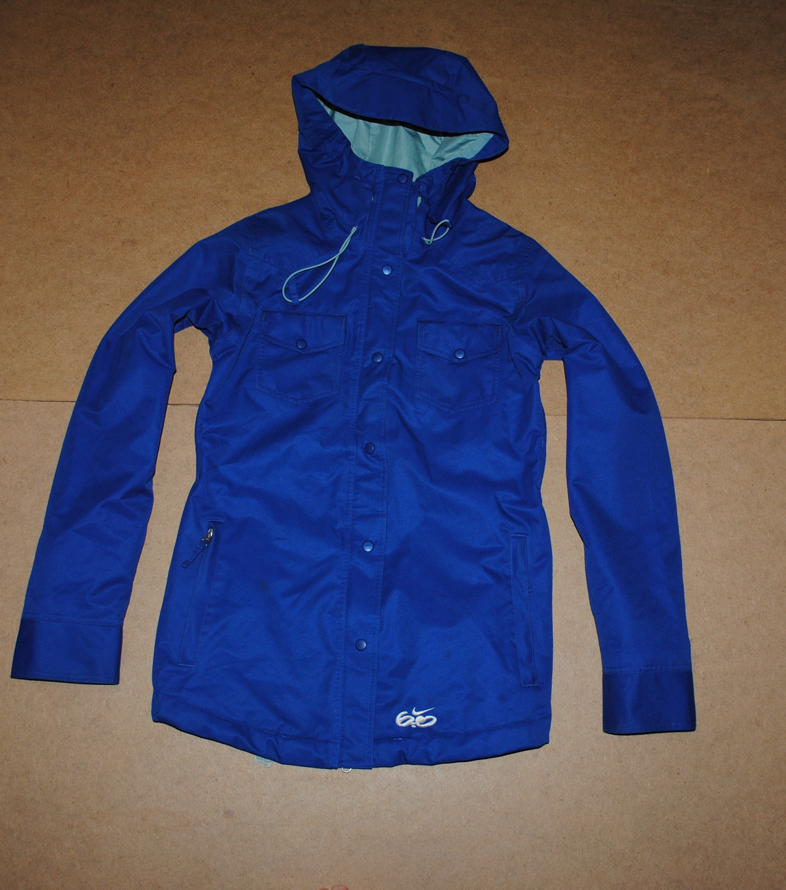 1ae99f9d Nike 6.0 теплая горнолыжная куртка, оригинал - ilya1grand в Полтаве