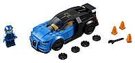 Lego Speed Чемпион гоночная машина Champions Bugatti Chiron 75878