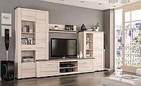 Монтреал стенка Мебель-Сервис 3150х450х2000 мм