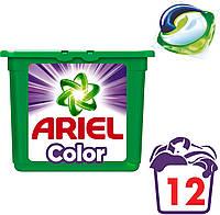 Капсулы для стирки Ariel PODS Color 12 x 27 г