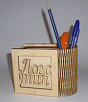Карандашница с Вашим логотипом