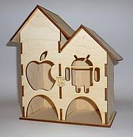 Чайный домик с Вашим логотипом