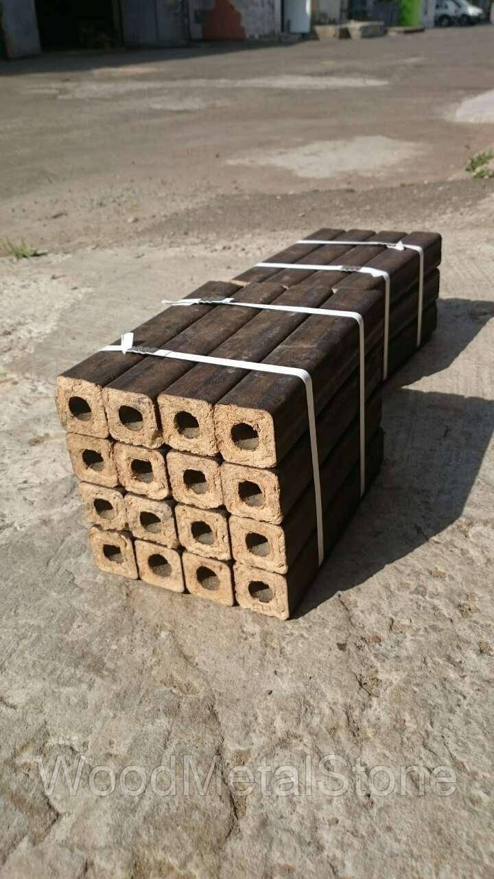 """Брикеты Pini Key топливные древесные (дуб 100%), упаковка по 10ккг, Экспорт - ПП """"БУСЕЛ'' в Хмельницком"""