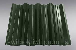 Металлопрофиль (профнастил) Т-57, фото 2