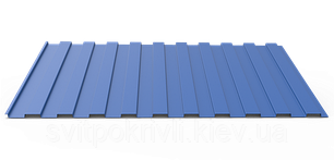 Металлопрофиль (профнастил) ПС-8, фото 2