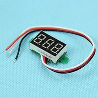 Цифровой вольтметр DC0-100V