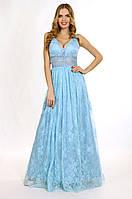 Enigma Store G 2086 Платье вечернее из кружева Шантильи, фото 1