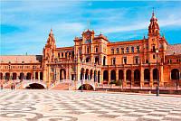 Площадь в Испании