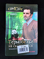 Гамаши мужские на меху 7XL 8800 Den Бамбук