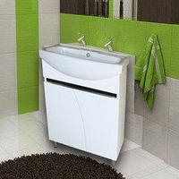 Тумбочка для ванной комнаты т600 изео 1