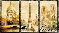 Париж колаж