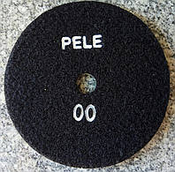 """PELE гибкие алмазные диски """"черепашки"""" полировать камень  125x3,0x15 № 00,0,1,2,3,4,5,6,7,8,9, BUFF"""