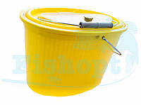 Канна для живця Condor  Yellow  5 літрів, фото 1