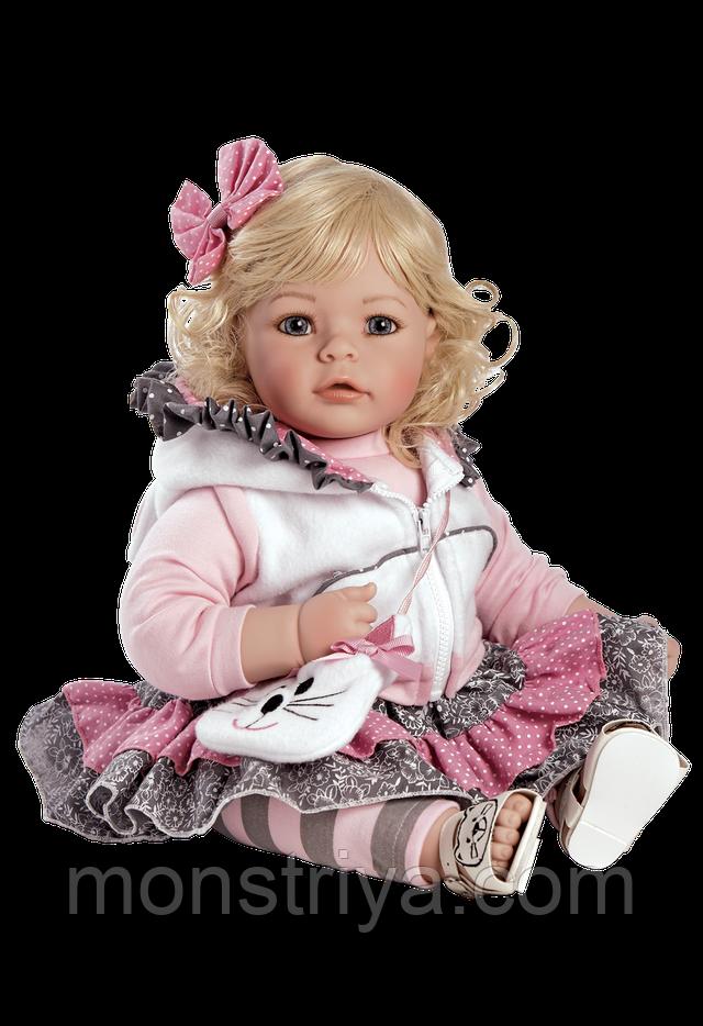 Кукла адора кошечка мяу