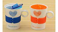 Чашка Forever Love,4 цвета