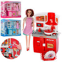 Мебель Кухня SY-2058-63-68-5 с куклой