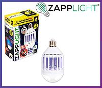 Лампочка-уничтожитель комаров 2 в 1 ZappLight