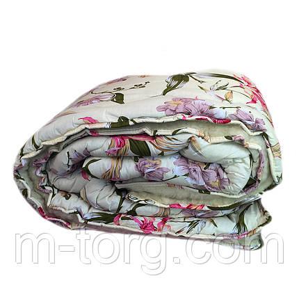Одеяло двуспальное 180/220 из овчины, фото 2