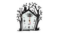 Часы Settler Домик с деревьями