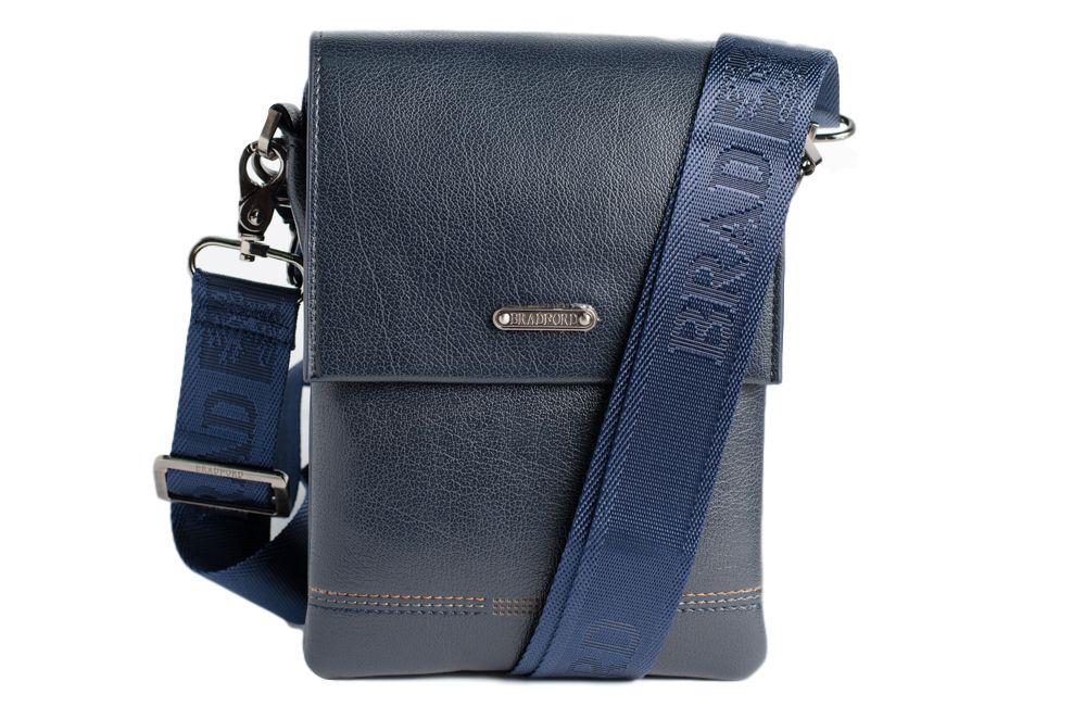 Небольшая сумка через плечо Bradford 930-1 Blue