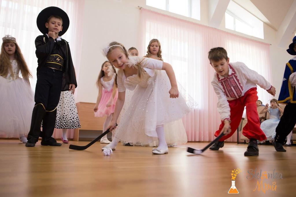 Эрендельский бал - Новогодние детские праздники 1