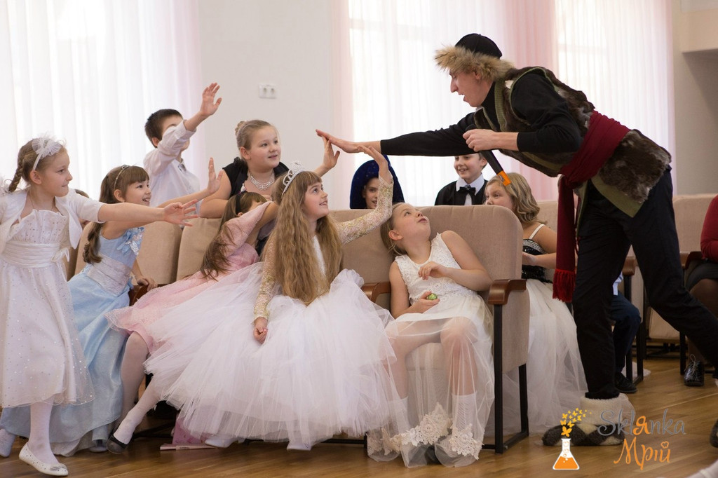Эрендельский бал - Новогодние детские праздники 3