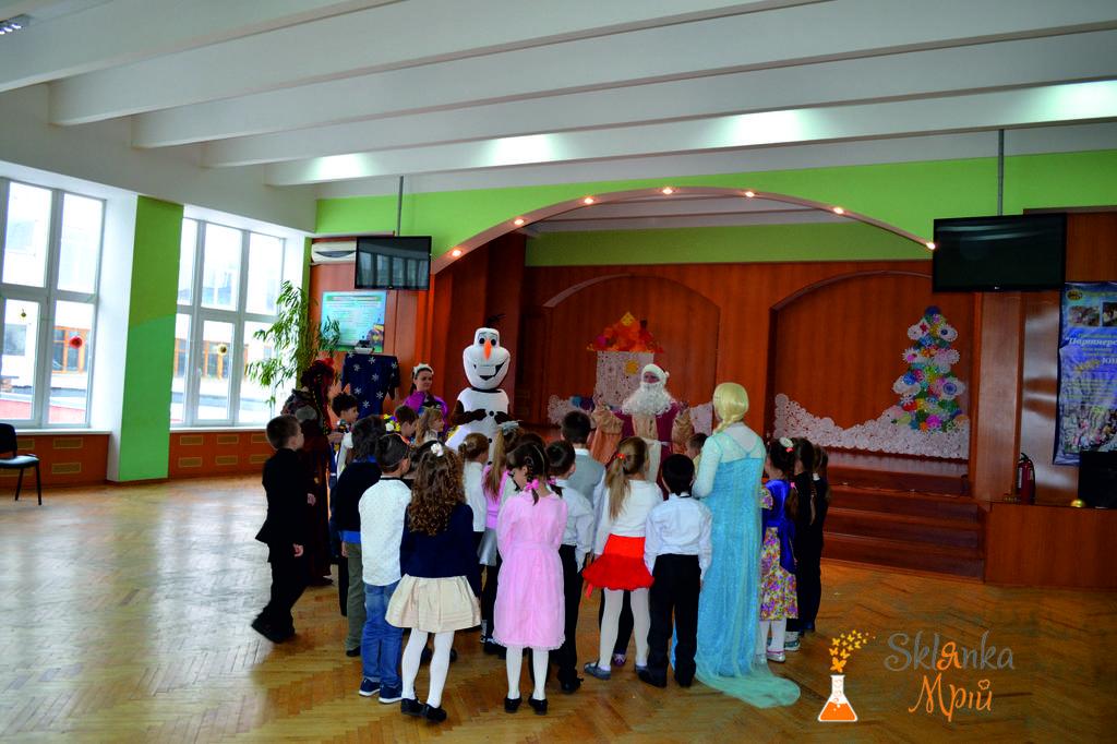 Эрендельский бал - Новогодние детские праздники 7