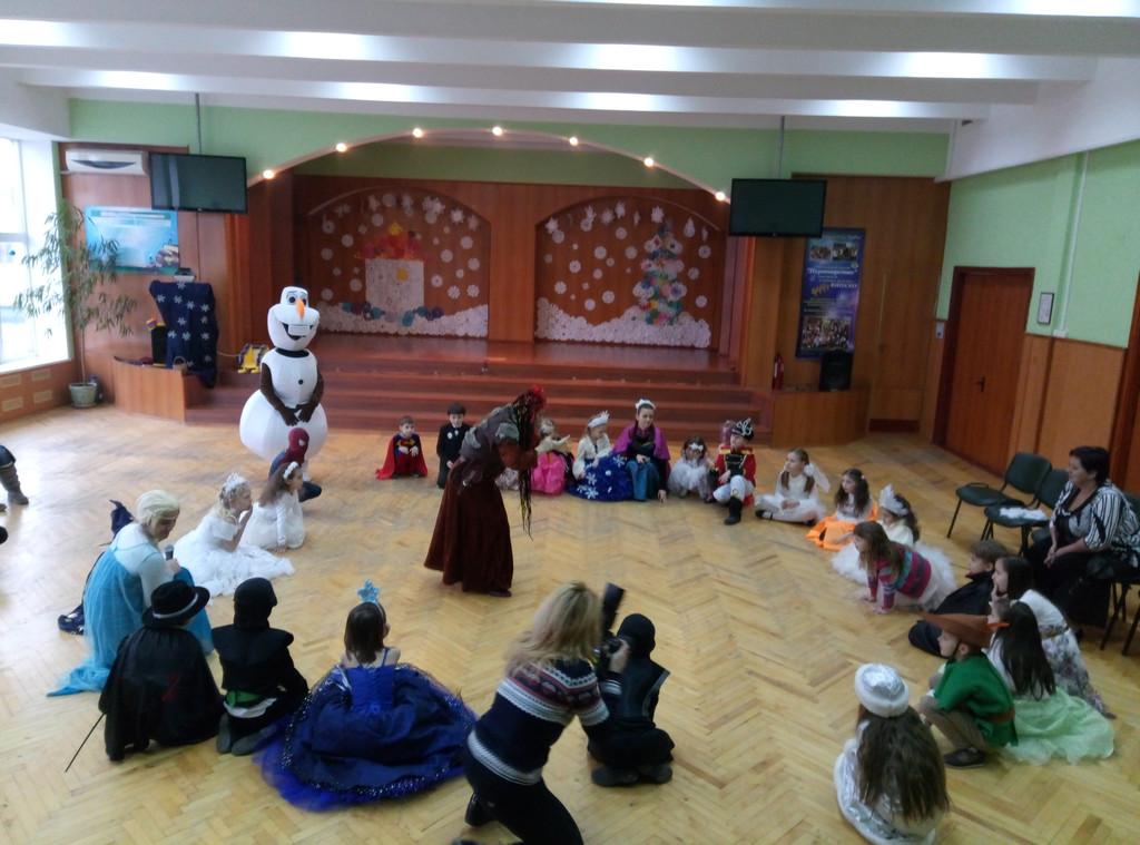 Эрендельский бал - Новогодние детские праздники 8