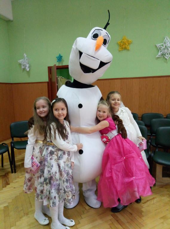 Эрендельский бал - Новогодние детские праздники 9