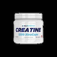 Креатин ALLNUTRITION Creatine 1250 XtraCaps, 180 капсул (45 порций)