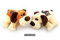 Мягкая игрушка Собачка музыкальная 14229\45, 2 цвета, 45 см