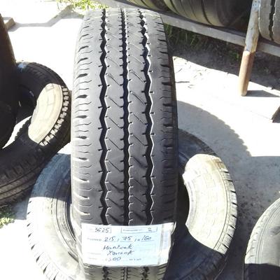 Бусовские шины б.у. / резина бу 215.75.r16с Hankook RA08 Radial Хенкок