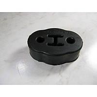 Резиновая подвеска глушителя Ланос,Сенс фигурная, фото 2