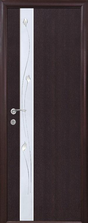 Межкомнатные двери Злата ПВХ Р1