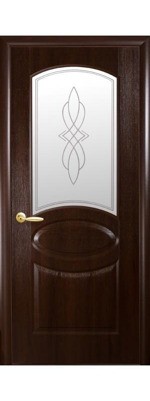 Межкомнатные двери Фортис R стекло