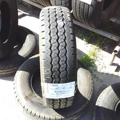 Бусовские шины б.у. / резина бу 215.75.r16с Bridgestone R623 Бриджстоун