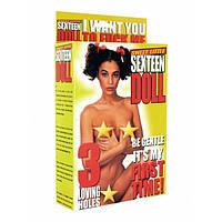 Секс-кукла SEXTEEN DOLL